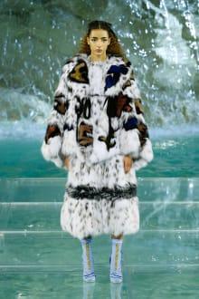 FENDI 2016-17AW Coutureコレクション 画像26/46