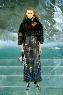 FENDI 2016-17AW Coutureコレクション 画像27/46