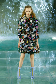FENDI 2016-17AW Coutureコレクション 画像38/46