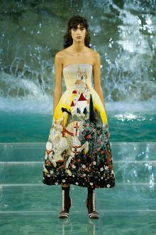 FENDI 2016-17AW Coutureコレクション 画像44/46
