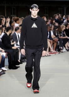 Givenchy by Riccardo Tisci 2017SS パリコレクション 画像4/65