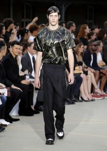 Givenchy by Riccardo Tisci 2017SS パリコレクション 画像8/65
