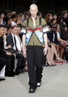Givenchy by Riccardo Tisci 2017SS パリコレクション 画像13/65