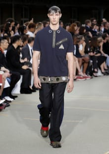 Givenchy by Riccardo Tisci 2017SS パリコレクション 画像17/65