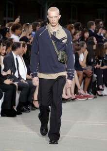 Givenchy by Riccardo Tisci 2017SS パリコレクション 画像18/65