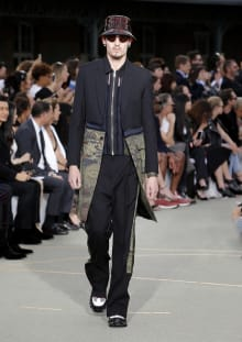 Givenchy by Riccardo Tisci 2017SS パリコレクション 画像24/65