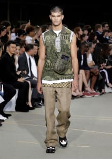 Givenchy by Riccardo Tisci 2017SS パリコレクション 画像36/65
