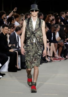 Givenchy by Riccardo Tisci 2017SS パリコレクション 画像38/65
