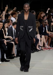 Givenchy by Riccardo Tisci 2017SS パリコレクション 画像52/65