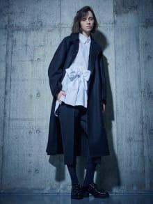 REGULATION Yohji Yamamoto 2016-17AWコレクション 画像1/5