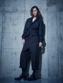REGULATION Yohji Yamamoto 2016-17AWコレクション 画像2/5