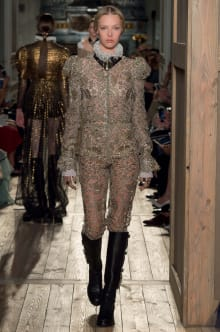 VALENTINO 2016-17AW Couture パリコレクション 画像50/73