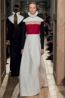 VALENTINO 2016-17AW Couture パリコレクション 画像68/73