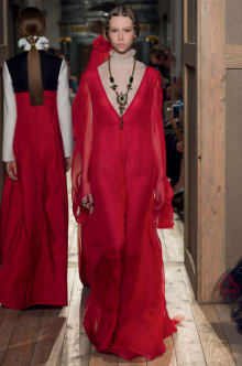 VALENTINO 2016-17AW Couture パリコレクション 画像72/73