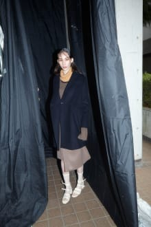 tiit tokyo -BACKSTAGE LOOK- 2016-17AW 東京コレクション 画像10/28