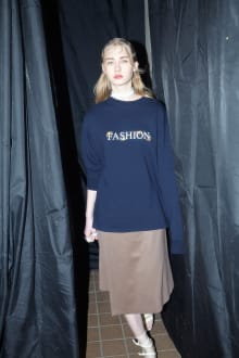 tiit tokyo -BACKSTAGE LOOK- 2016-17AW 東京コレクション 画像21/28