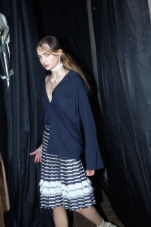 tiit tokyo -BACKSTAGE LOOK- 2016-17AW 東京コレクション 画像24/28