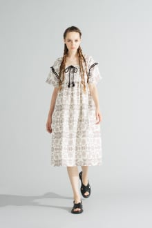 Robes & Confections 2017SSコレクション 画像15/26