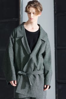 Robes & Confections HOMME 2017SSコレクション 画像2/30