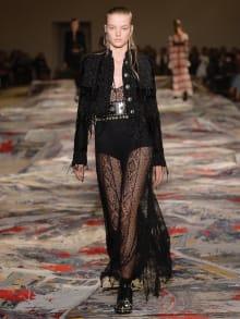 Alexander McQueen 2017SS パリコレクション 画像38/45