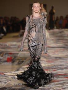 Alexander McQueen 2017SS パリコレクション 画像44/45
