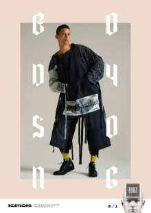 bodysong. -Men's- 2017SSコレクション 画像1/12