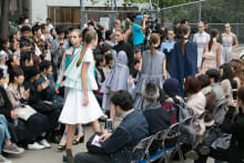Lena Lumelsky 2017SS 東京コレクション 画像125/126