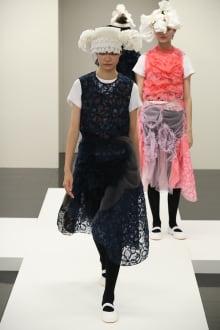 tricot COMME des GARÇONS 2017SS 東京コレクション 画像5/49