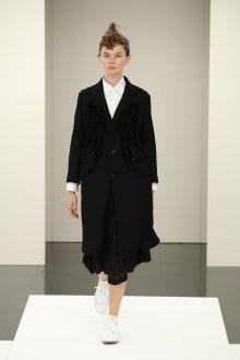 tricot COMME des GARÇONS 2017SS 東京コレクション 画像14/49