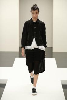 tricot COMME des GARÇONS 2017SS 東京コレクション 画像31/49