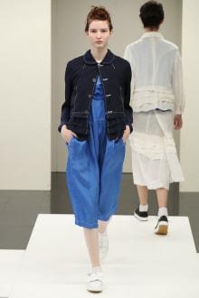tricot COMME des GARÇONS 2017SS 東京コレクション 画像33/49