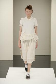 tricot COMME des GARÇONS 2017SS 東京コレクション 画像34/49