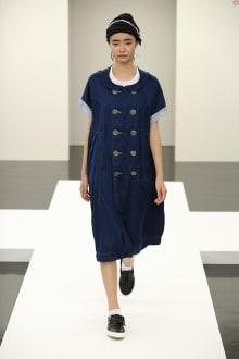 tricot COMME des GARÇONS 2017SS 東京コレクション 画像43/49