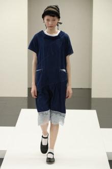 tricot COMME des GARÇONS 2017SS 東京コレクション 画像46/49