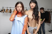KOCHÉ 2017SS 東京コレクション 画像126/155