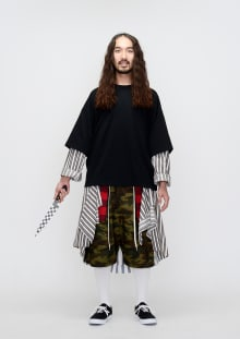 elephant TRIBAL fabrics 2017SSコレクション 画像2/15