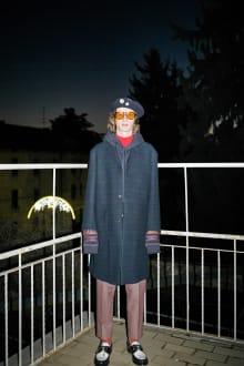 ANDREA POMPILIO 2017-18AW ミラノコレクション 画像25/35