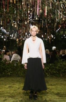 Dior 2017SS Couture パリコレクション 画像19/60