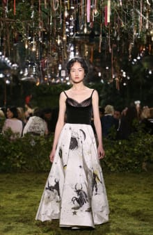 Dior 2017SS Couture パリコレクション 画像22/60