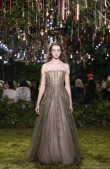 Dior 2017SS Couture パリコレクション 画像25/60