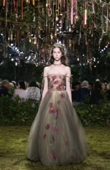 Dior 2017SS Couture パリコレクション 画像28/60