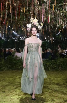 Dior 2017SS Couture パリコレクション 画像32/60