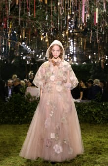 Dior 2017SS Couture パリコレクション 画像38/60