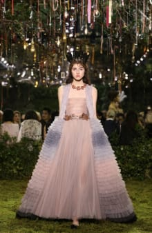 Dior 2017SS Couture パリコレクション 画像52/60