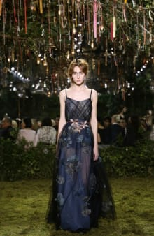 Dior 2017SS Couture パリコレクション 画像53/60