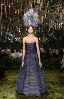 Dior 2017SS Couture パリコレクション 画像54/60