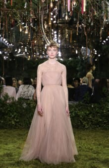 Dior 2017SS Couture パリコレクション 画像59/60