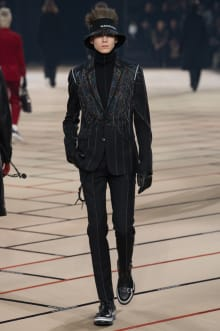 DIOR HOMME 2017-18AW パリコレクション 画像14/49