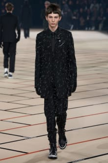 DIOR HOMME 2017-18AW パリコレクション 画像19/49