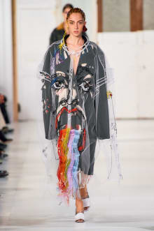 Maison Margiela 2017SS Couture パリコレクション 画像7/25